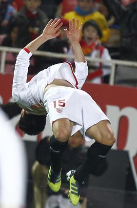 2-0: PALOP TRANQUILIZA AL Sevilla FC