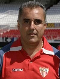 Despedida de Sebas Borrás del Sevilla FC Femenino