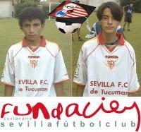 LLEGAN LOS CHICOS DE LA CUARTA PROMOCIÓN DE LA ESCUELA SEVILLA FC DE TUCUMÁN GRACIAS A LA FUNDACIÓN