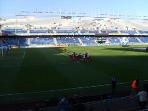 CD. Tenerife 1 Sevilla Atlético 1 y la Peña Sevillista estuvo alli