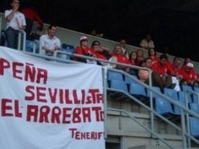 Hoy todos con el Sevilla FC a por los tres puntos ante el Recre.-