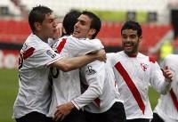 Victoria del Sevilla Atlético ante el Eibar