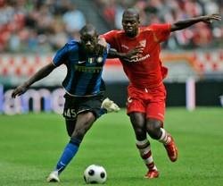 Inter de Milán 0 Sevilla FC 0