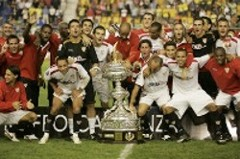 0-3: Sevilla grande; grande Chevanton