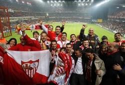 1 a 0 Standart de Lieja gana al Sevilla FC