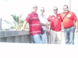 III encuentro de Peñas Sevillistas en Benacazón