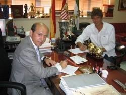 Federico Fazio renueva hasta el 2014