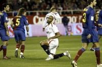 (0-3) Un Barça solvente saca a relucir las carencias del Sevilla