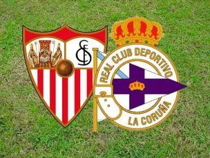 Copa Del Rey. Sevilla - Depor por la Sexta