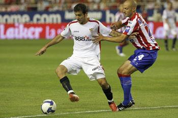 El Sporting- Sevilla por Canal Plus.