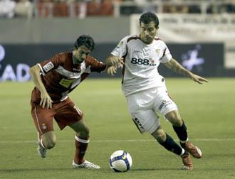 Espanyol - Sevilla, el próximo domingo a las 19.00 horas