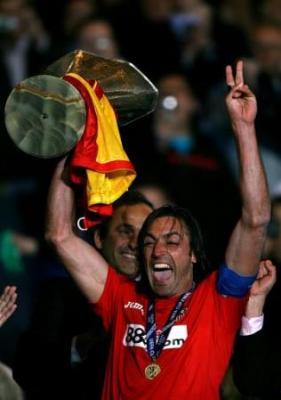 """4 Marzo 2009.- Jornada Apoteosica de Copa de Rey en La Peña """"El Arrebato"""""""