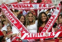 Champions League Glasgow- Sevilla FC