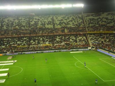 Partidazo en el Sanchéz Pizjuan. Sevilla FC- Real Madrid