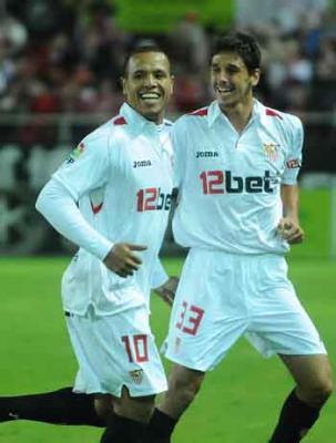 Sevilla FC 5 At- Ciudad Lorqui 1