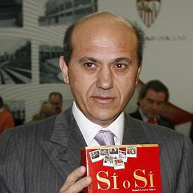 """20 N .- 20:30 Inaguración oficial de la peña Sevillista """"El Arrebato"""""""