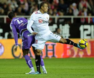 Empate a 1 ante el Real Valladolid en casa.