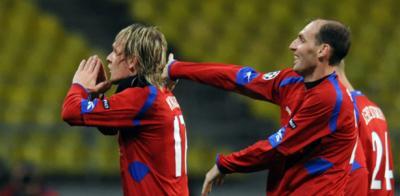 El CSK Ruso rival en Octavos de Champions