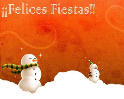 ¡¡Felices Fiestas¡¡