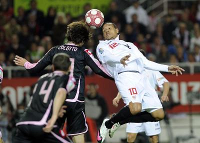 Sevilla FC 1 Deportivo de la Coruña 1 otro empate más...