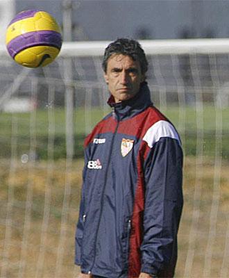 Antonio Álvarez nuevo técnico Sevillista.-