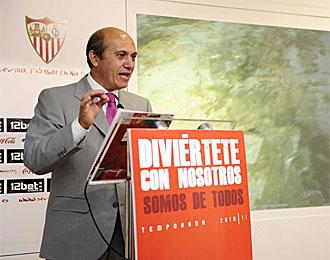 """Empieza el nuevo Sevilla 2010/2011 a calentar """"motores"""""""