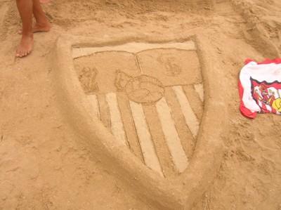 Supercopa de España Ida.- No va más.- Sevilla FC- FC Barcelona.-