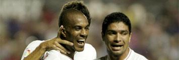 Levante 1 Sevilla FC 4