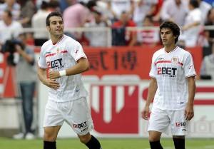 Real Zaragoza- 1 Sevilla FC 2