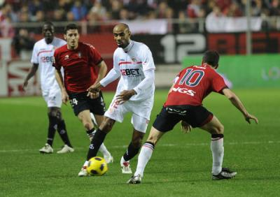 Sevilla 1 Osasuna 0