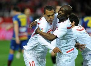 Hat trick de O´Fabuloso y gol de Escudé.