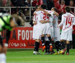 Tres puntos al fin y al cabo. Sevilla 1 Hércules 0