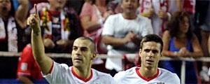 Sevilla 2 Malaga 1